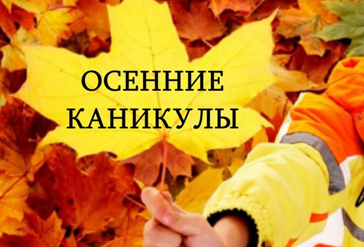 Осенние каникулы в ДДТ